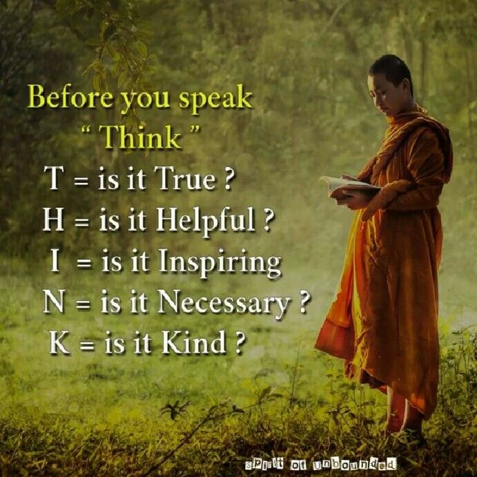 Buddha Jayanti -  Before youu Speak