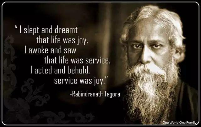 Rabindranath Tagore 6