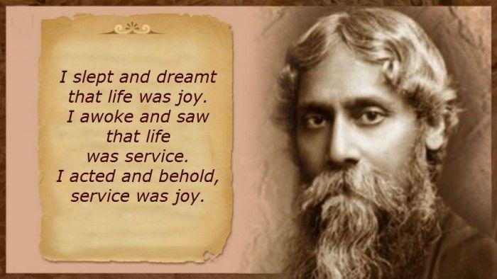 Rabindranath Tagore 9