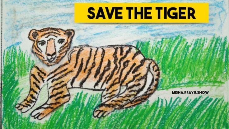 International Tiger Day : save tigers